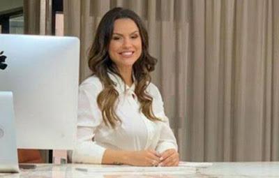 Panicat Carol Dias fica milionaria