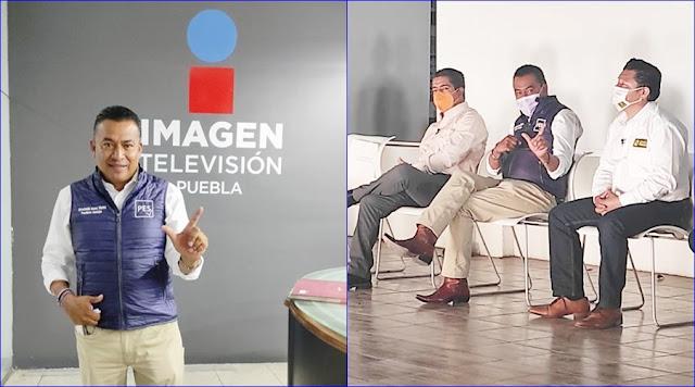 En Mesa de Dialogo de Imagen Noticias, Damián Momox destacó en su participación