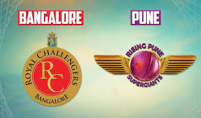29th April, RPS vs RCB, Rising Pune Supergiant vs Royal Challengers Bangalore, 34th Match Who Will Win Today Match Prediction