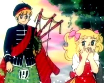 Imagen de Candy y el príncipe de la Colina (Su primer amor)