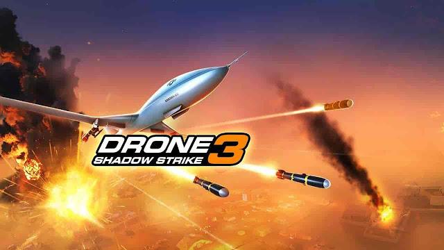 Drone Shadow Strike 3 V1.15.163 MOD APK – PARA HİLELİ