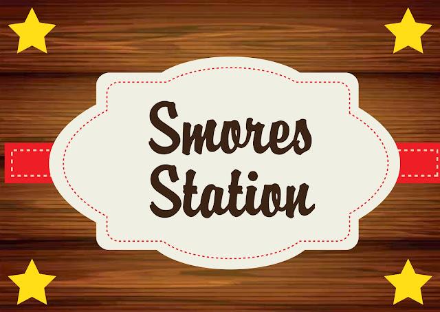 GOOD PLAN - Cowboy Smores Station