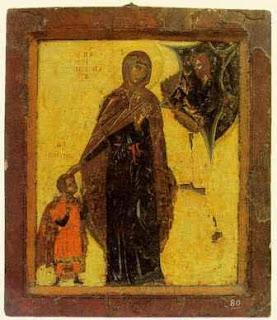 Οἱ Ἅγιοι Κήρυκος καὶ Ἰουλίττα ἡ μητέρα του 15 Ιουλίου