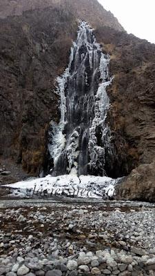 Manthokha Waterfalls ,Skardu ,Baltistan