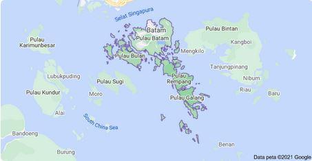 Tempat wisata di indonesia edisi Batam