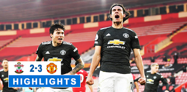 Southampton vs Manchester United – Highlights