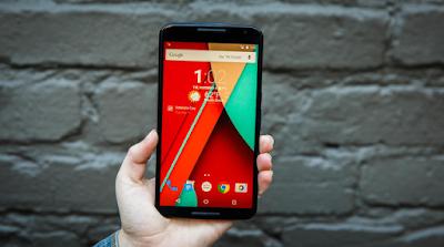 Android 5 Update Lollipop Nexus