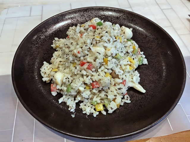 台北國泰萬怡酒店 MJ Kitchen自助餐廳素食~台北葷素吃到飽