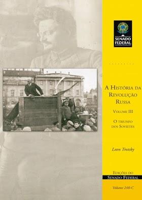 A História da Revolução Russa vol 3