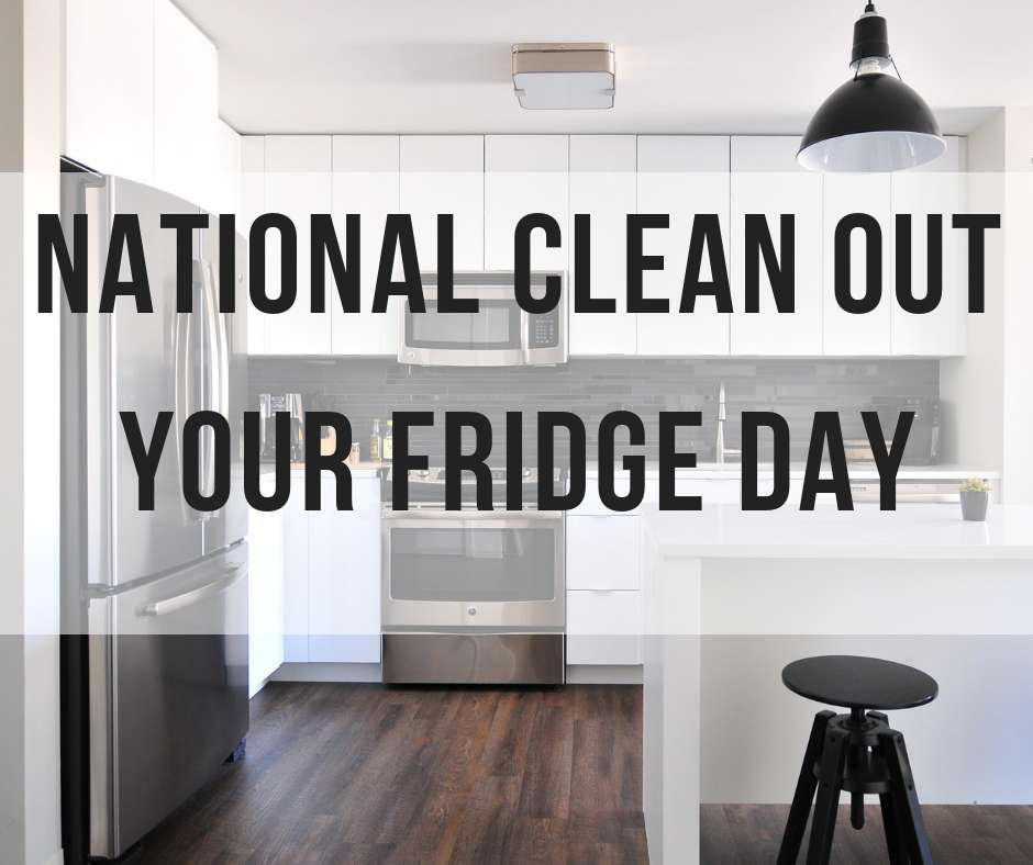 National Clean Out Your Fridge Day Wishes For Facebook