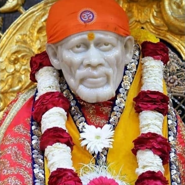 Sai Nath 2020 Sai Nath Sai baba Sai baba in this images temple colorful 2020 Sai Nath Sai baba