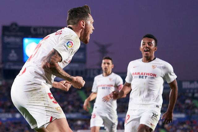 Sevilla FC Getafe