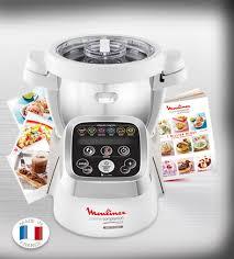L\'aiutante della famiglia:il robot da cucina: Moulinex Cuisine ...