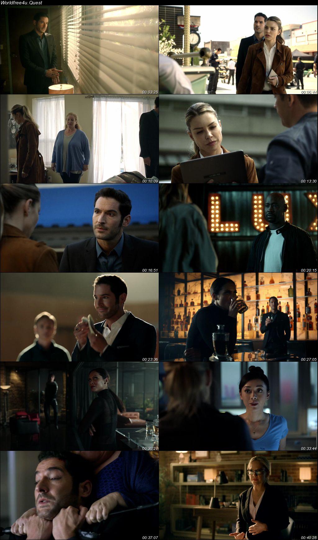 Lucifer (Season 2) WEB Series HDRip Dual Audio    1080p    720p    480p    [Hindi-English]