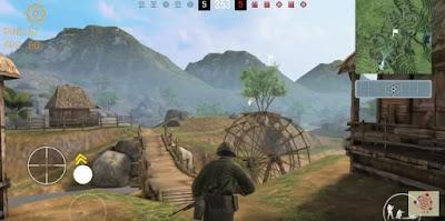 اللعبة الحربية التكتيكية Forces of Freedom مهكرة للاندرويد - تحميل مباشر
