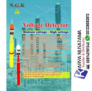 Jual Hight Voltage Audible and Visible NGK 36-220KV 3mtr di Riau