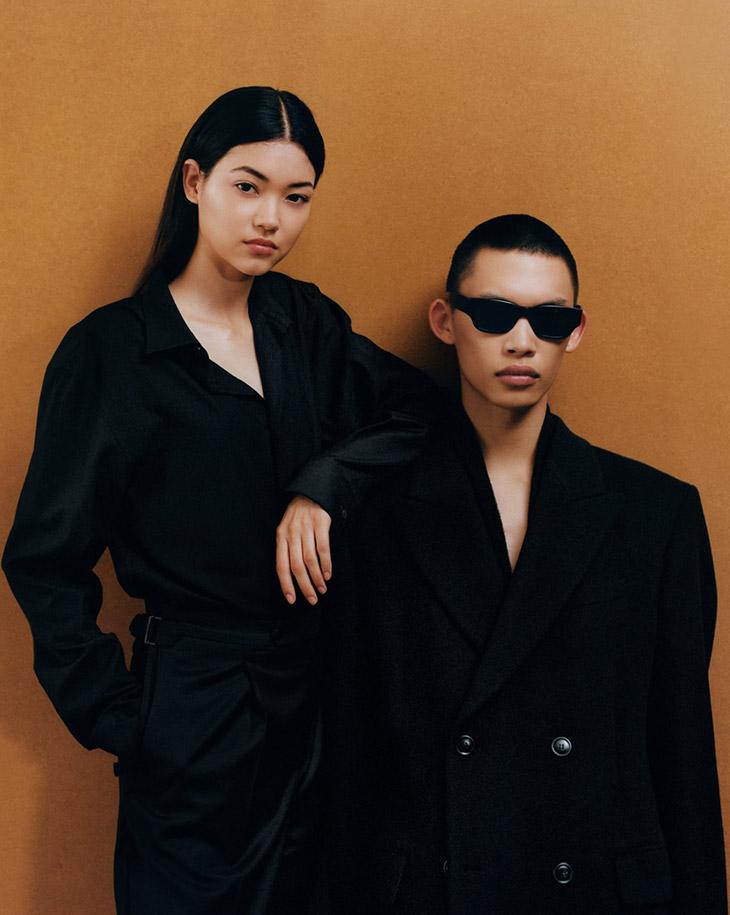 Zara Origins Fall/Winter 2021 Campaign