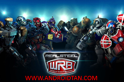 Download Real Steel World Robot Boxing Mod Apk v30.30.831 (Unlimited Money/Ads Free) Terbaru 2017