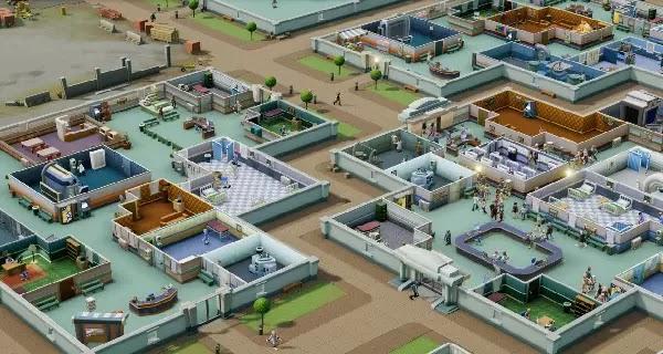 game simulator membangun rumah sakit offline pc