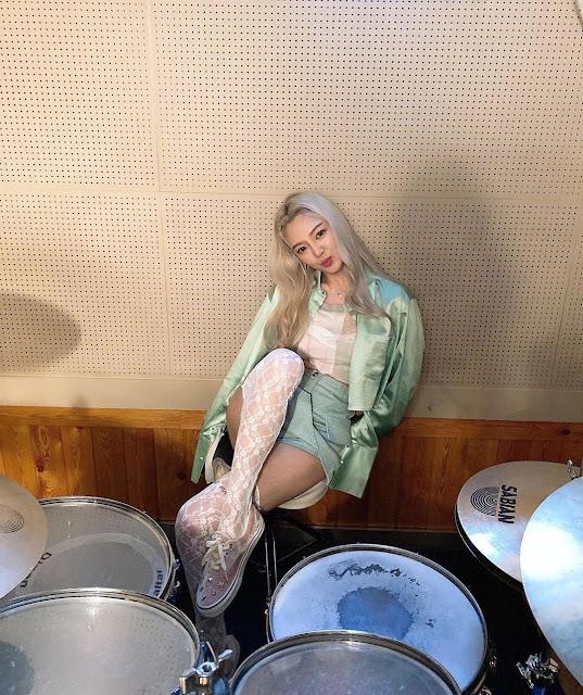 SNSD Hyoyeon Drums