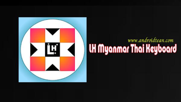 LH+ Myanmar, Thai Keyboard 1.0.2 APK