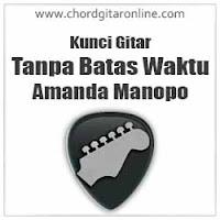 Chord Kunci Gitar Amanda Manopo Tanpa Batas Waktu