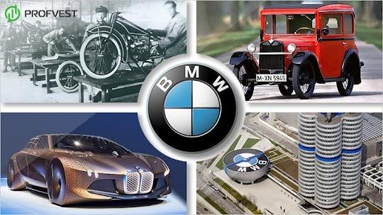 История компании BMW: взлеты и падения знаменитого бренда
