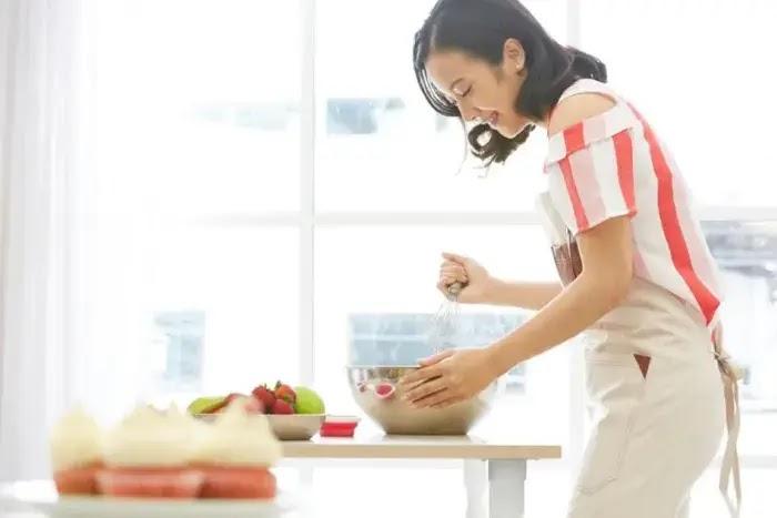 Sajikanmakanan bergizi untuk melindungi kesehatan keluarga