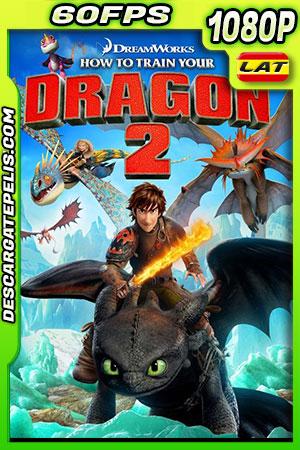 Cómo entrenar a tu dragón 2 (2014) 1080P BRrip 60FPS Latino – Ingles
