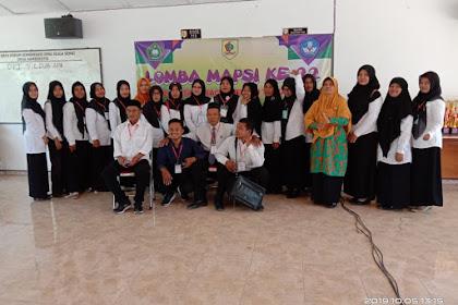 HASIL Lomba MAPSI ke 22 Tahun 2019 Kecamatan Pracimantoro LENGKAP Putra Dan Putri