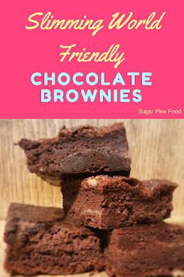 chocolate brownies 1/2 Syn Brownies slimming world recipe