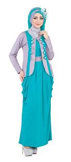 Baju Gamis Premium INFICLO 441