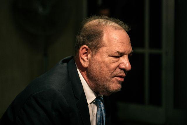 Harvey Weinstein 'tests positive for coronavirus'