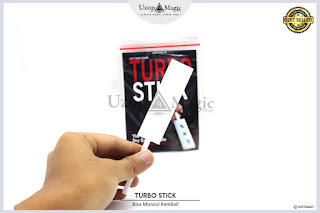 Jual alar sulap turbo stick - Uzop magicshop