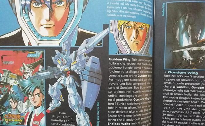 La Grande Avventura di Gundam in Italia
