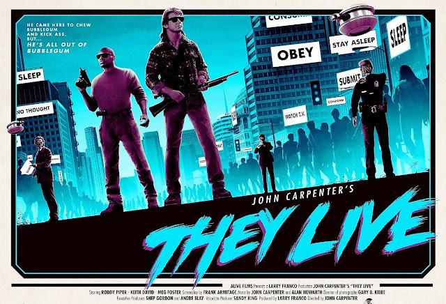 They Live, ¿Cuándo vas a despertar?