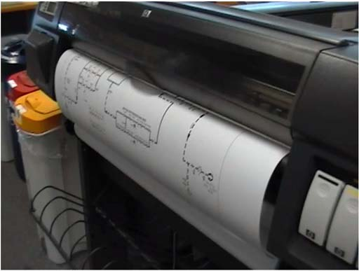 Drum Plotter, Types of Plotter Applications