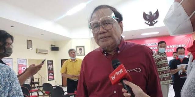Rizal Ramli: Daripada Buat Surat Wasiat Lebih Bijak Pemerintah Minta Maaf dan Mundur