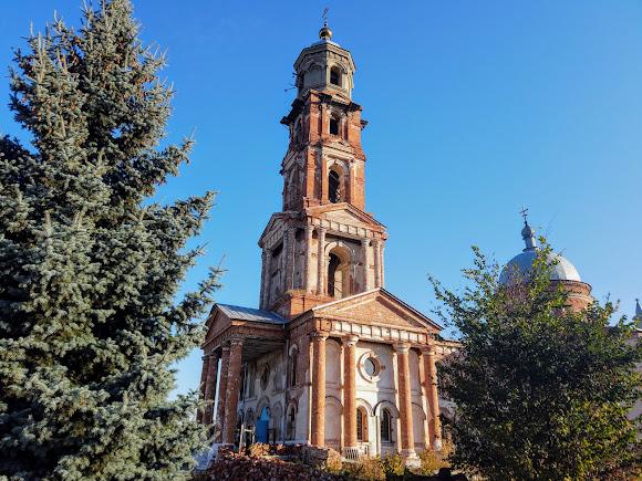 Миропілля. Свято-Миколаївська церква. 1885 р. Дзвіниця