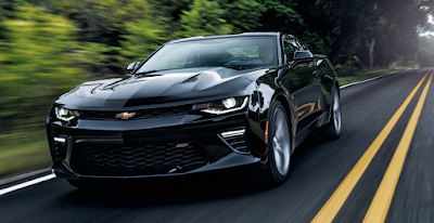 Downloadable 2016 Chevrolet Camaro Brochure