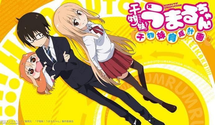 جميع حلقات انمي Himouto! Umaru-chan S1 أختي! أومارو شان الموسم الأول مترجم على عدة سرفرات للتحميل والمشاهدة المباشرة أون لاين جودة عالية