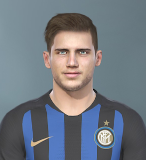 PES 2019 Faces Lorenzo Gavioli by Sofyan Andri