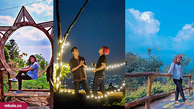 Ini dia Alamat Wisata Bukit Gandrung Tanggulasi, Kediri yang Hits