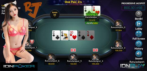 Babak Keempat Judi IDN Poker Online
