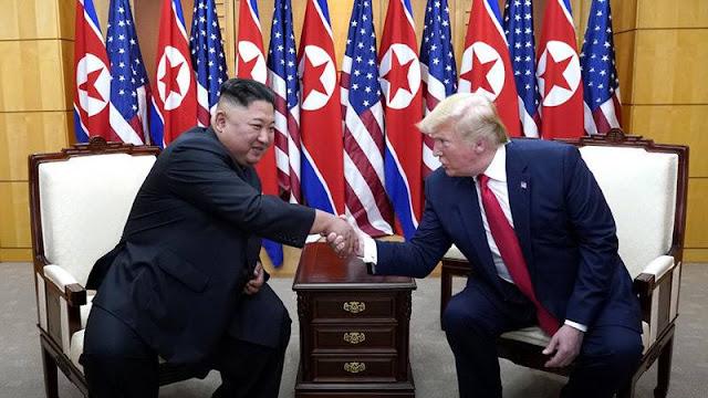 """Pionyang: """"Kim Jong-un y Donald Trump se respetan mutuamente y mantienen una relación especial"""""""