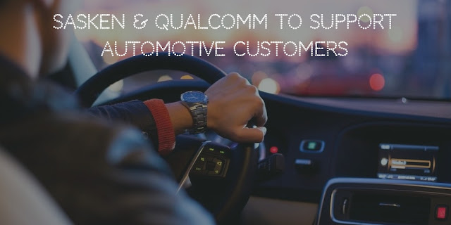 Sasken & Qualcomm to support automotive customers