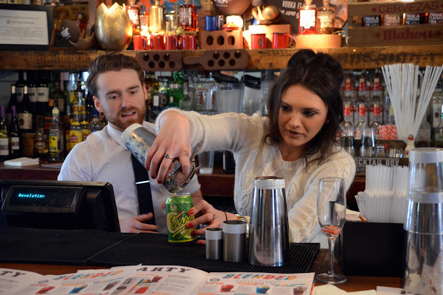 Just Julia - Cocktail Masterclass - Revolution Aberdeen