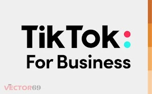 Logo TikTok For Business (.AI)