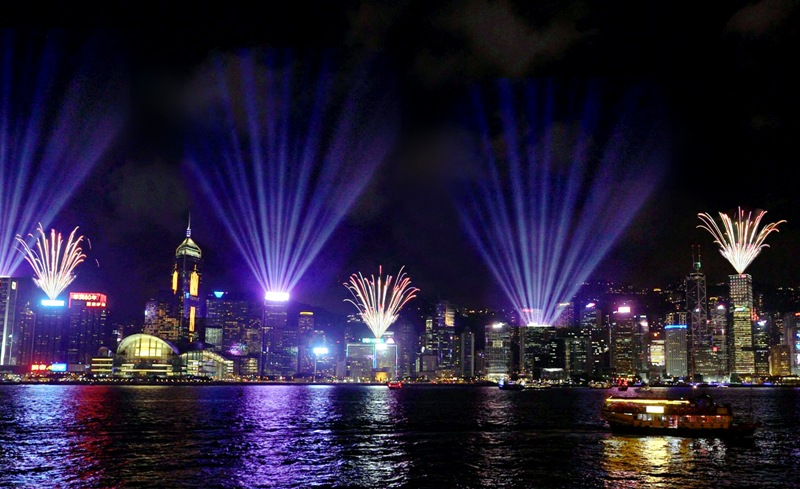 christmas hong kong symphony of lights winter edition