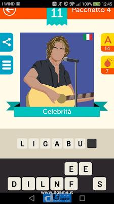 Iconica Italia Pop Logo Quiz soluzione pacchetto 4 livelli 11-75